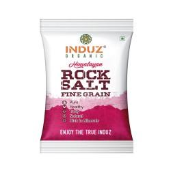 Induz Organic Rock Salt Fine Grains - 1 KG