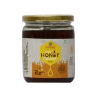 Induz Organic Raw Honey - 600 GMS