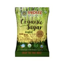 Induz Organic Sugar White Crystal - 1 KG