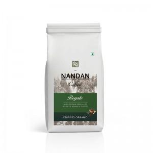 Nandan Royale Beans Organic Coffee - 250 GMS