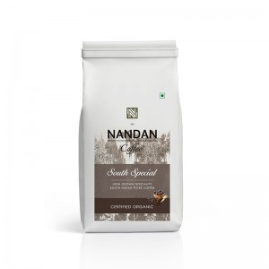 Nandan South Special Organic Coffee - 250 GMS