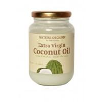 Nature Organic Extra Virgin Coconut Oil - 300 GMS