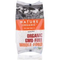 Nature Organic Barley Flour (Dehusked) - 500 GMS