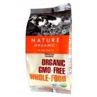Nature Organic Semolina (Wheat Suji) - 500 GMS