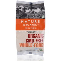 Nature Organic Amaranth Flour - 500 GMS
