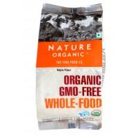 Nature Organic Bajra Flour - 500 GMS