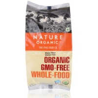 Nature Organic Maize Flour - 500 GMS