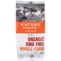 Nature Organic Rice Flour - 500 GMS