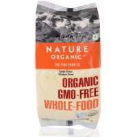 Nature Organic Soya Flour - 500 GMS