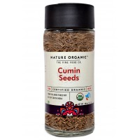 Nature Organic Cumin Seeds - 100 GMS