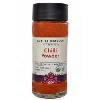 Nature Organic Chilli Powder - 100 GMS