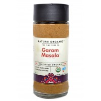 Nature Organic Garam Masala Powder - 40 GMS