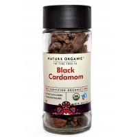 Nature Organic Black Cardamom - 30 GMS