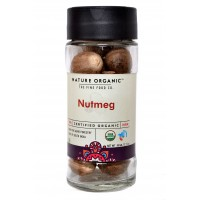 Nature Organic Nutmeg Whole - 45 GMS