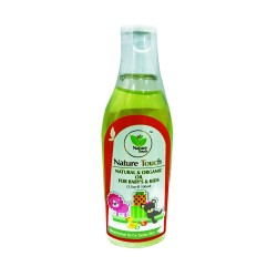 Nature Touch Natural & Organic Oil for Baby's & Kids - 100 ML