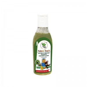 Nature Touch Natural & Organic Shampoo for Baby's & Kids – 100 ML