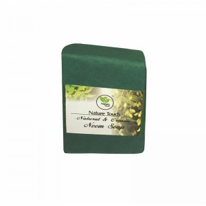 Nature Touch Natural & Organic Neem Soap – 100 GMS