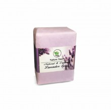 Nature Touch Natural & Organic Lavender Soap – 100 GMS