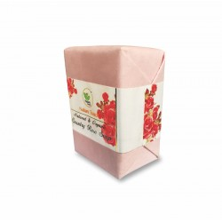 Nature Touch Natural & Organic Country Rose Soap – 100 GMS