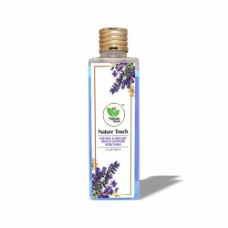 Nature Touch Natural & Organic French Lavender Body Wash – 200 ML