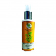 Nature Touch Natural & Organic Sunscreen Lotion – 200 ML