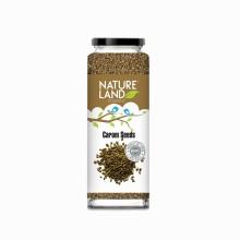 Natureland Organics Ajwain/Carom Seeds - 100 GMS