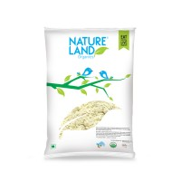 Natureland Organics Amaranthus Flour - 500 GMS
