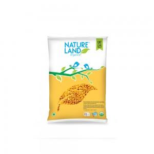 Natureland Organics Arhar Dal - 500 GMS