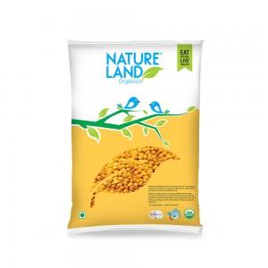 Natureland Organics Arhar Dal - 1KG