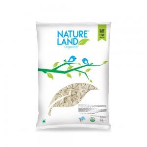 Natureland Organics Biryani Basamti Rice- 1 KG