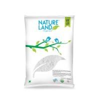 Natureland Organics Barley Flour - 500 GMS