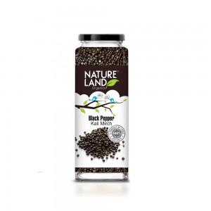 Natureland Organics Black Pepper - 100 GMS