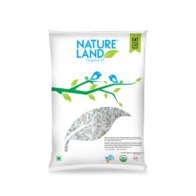 Natureland Organics Basmati Rice Premium - 1 KG