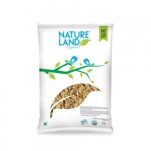 Natureland Organics Brown Rice Premium - 1 KG