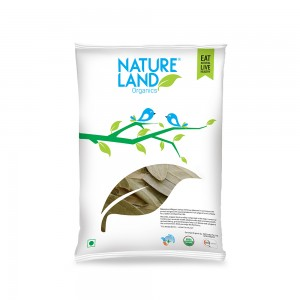 Natureland Organics Bay Leaves - 50 GMS