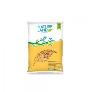 Natureland Organics Chana Dal - 500 GMS