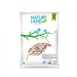 Natureland Organics Cowpea Black Eye - 500 GMS