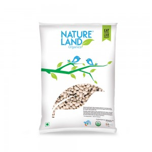 Natureland Organics Cowpea Black Eye - 1KG