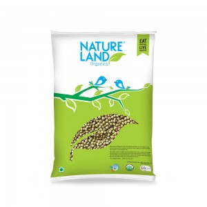 Natureland Organics Coriander Whole - 200 GMS
