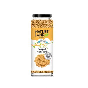 Natureland Organics Fenugreek - 150 GMS