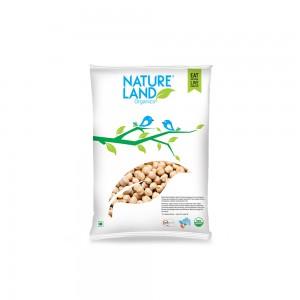 Natureland Organics Kabuli Chana - 500 GMS