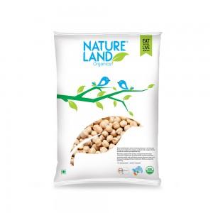 Natureland Organics Kabuli Chana - 1KG