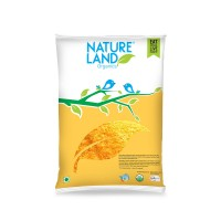 Natureland Organics Maize Flour - 500 GMS