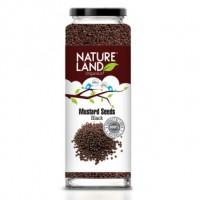 Natureland Organics Mustard Black - 150 GMS