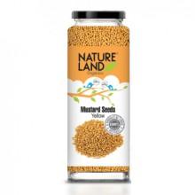 Natureland Organics Mustard Yellow - 150 GMS
