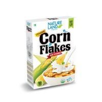 Natureland Organics Corn Flakes - 250 GMS