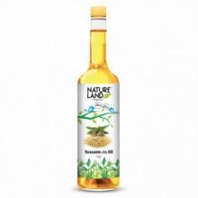 Natureland Organics Sesame Oil- 1L