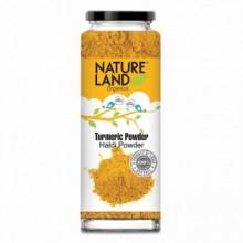 Natureland Organics Turmeric Powder - 100 GMS