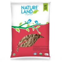 Natureland Organics Whole Chana Flour - 500 GMS