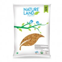 Natureland Organics Wheat Dalia (Porridge) - 500 GMS